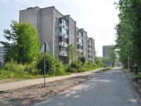 Первоуральск, улица Школьная, дом 2. многоквартирный дом