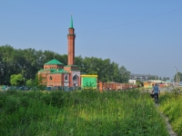 Pervouralsk, mosque Фабр, Gagarin st, house 1Б