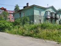 Pervouralsk, Gagarin st, house 6. Apartment house