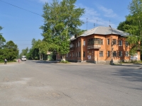 Pervouralsk, Gagarin st, house 28. Apartment house