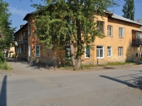 Pervouralsk, Gagarin st, house 36. Apartment house