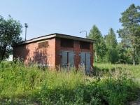 Первоуральск, улица Гагарина, хозяйственный корпус