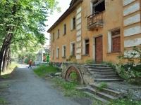 Первоуральск, улица Металлургов, дом 4. неиспользуемое здание