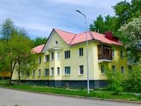 Первоуральск, улица Металлургов, дом 12. многоквартирный дом