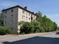 Первоуральск, улица 50 лет СССР, дом 9А. многоквартирный дом