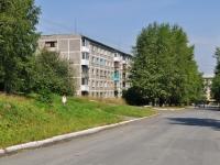 Первоуральск, улица 50 лет СССР, дом 10. многоквартирный дом