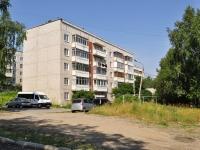 Первоуральск, улица 50 лет СССР, дом 12А. многоквартирный дом