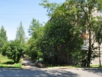 Pervouralsk, 50 let SSSR st, house 13. Apartment house