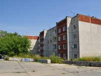 Pervouralsk, 50 let SSSR st, house 14А. Apartment house