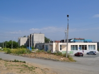 "Pervouralsk, supermarket ""Меридиан"", 50 let SSSR st, house 16А"