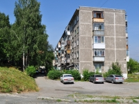 Pervouralsk, 50 let SSSR st, house 18. Apartment house