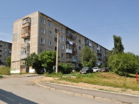 Pervouralsk, 50 let SSSR st, house 22. Apartment house