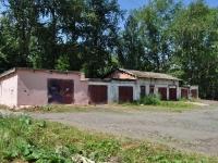Pervouralsk, 50 let SSSR st, garage (parking)