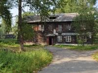 Первоуральск, улица Дзержинского, дом 3А. многоквартирный дом