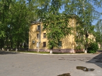 Pervouralsk, Il'icha st, house 8. Apartment house