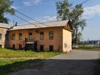 Первоуральск, улица Ильича, дом 10. неиспользуемое здание