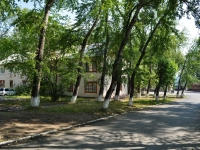 Pervouralsk, Il'icha st, house 15. Apartment house