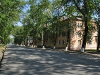 Pervouralsk, Il'icha st, house 18. Apartment house