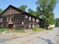 Pervouralsk, Il'icha st, house 20. Apartment house