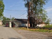 Первоуральск, улица Ильича. хозяйственный корпус