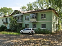 Pervouralsk, Pushkin st, house 5. Apartment house