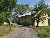 Pervouralsk, Pushkin st, house 6. Apartment house