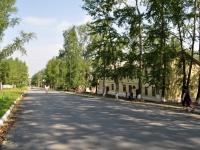Первоуральск, улица Пушкина, дом 18. многоквартирный дом