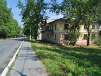 Pervouralsk, Pushkin st, house 25. Apartment house