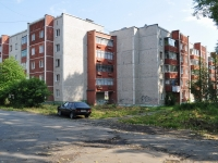 Pervouralsk, Sverdlov st, house 6. Apartment house