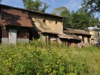 Pervouralsk, Sverdlov st, 未使用建筑