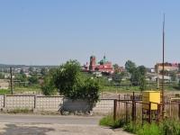 Первоуральск, улица Орджоникидзе, дом 1. церковь Петра и Павла
