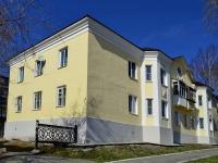 Полевской, улица Вершинина, дом 25. многоквартирный дом