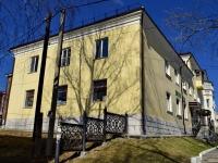 Полевской, улица Вершинина, дом 27. многофункциональное здание