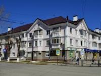Полевской, улица Ленина, дом 18. многоквартирный дом