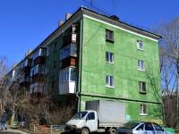 Полевской, Черёмушки микрорайон, дом 5. многоквартирный дом