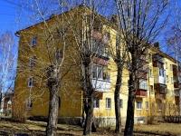 Полевской, Черёмушки микрорайон, дом 6. многоквартирный дом