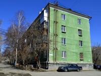 Полевской, Черёмушки микрорайон, дом 9. многоквартирный дом