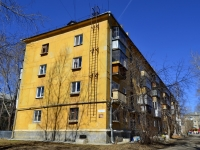 Полевской, Черёмушки микрорайон, дом 10. многоквартирный дом