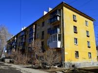 Полевской, Черёмушки микрорайон, дом 12. многоквартирный дом