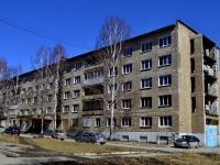 Полевской, улица Розы Люксембург, дом 10. многоквартирный дом