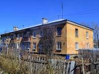 Полевской, улица Гагарина, дом 4. многоквартирный дом