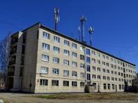 Полевской, улица Максима Горького, дом 1. многофункциональное здание