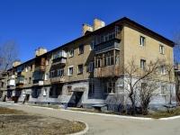 Полевской, Спортивный переулок, дом 3. многоквартирный дом