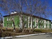 Полевской, улица Степана Разина, дом 43. многоквартирный дом