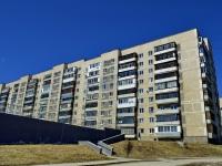 Полевской, Зелёный Бор-1 микрорайон, дом 4. многоквартирный дом