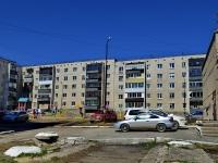 Полевской, Зелёный Бор-1 микрорайон, дом 12. многоквартирный дом