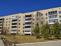 Полевской, Зелёный Бор-1 микрорайон, дом 13. многоквартирный дом