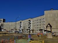 Полевской, Зелёный Бор-1 микрорайон, дом 16. многоквартирный дом