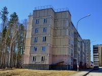 Полевской, Зелёный Бор-2 микрорайон, дом 4. многоквартирный дом