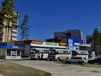 Полевской, Зелёный Бор-2 микрорайон, дом 7А. многофункциональное здание